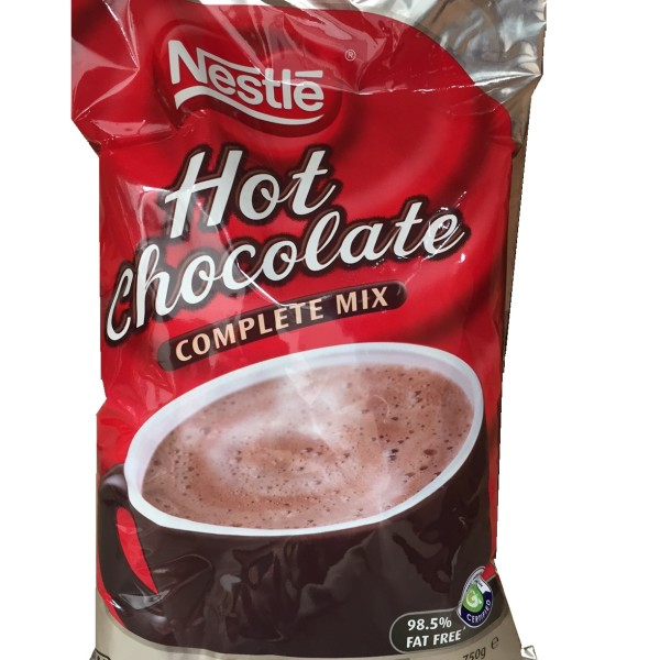 hot choc mix